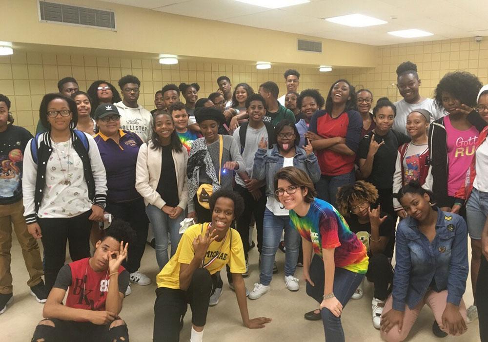 NORD Teen Council 2017