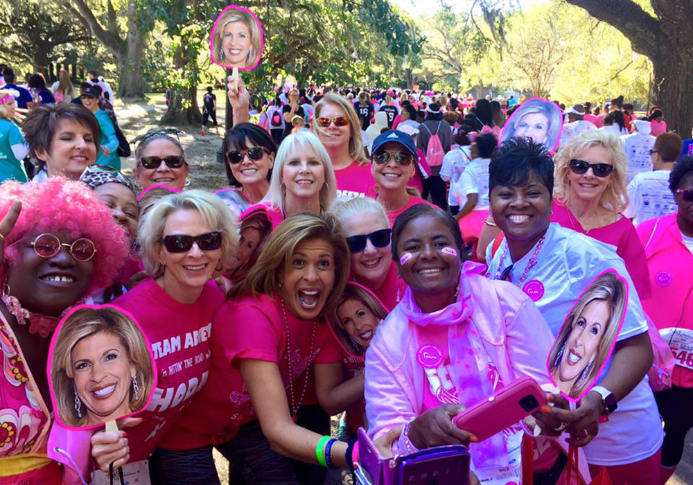 Race for the Cure 2016